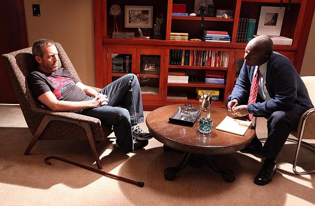 Промо-фото и анонс седьмой серии шестого сезона доктора хауса (6=07; known unknowns)